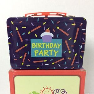 Lunch Box Friends Picture Frame Storage Gift